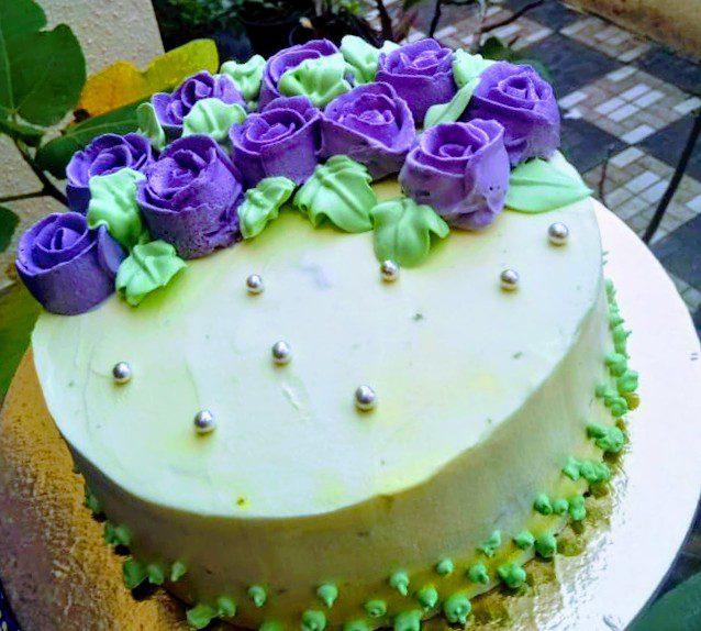Vanilla Ice Cake Designs, Images, Price Near Me