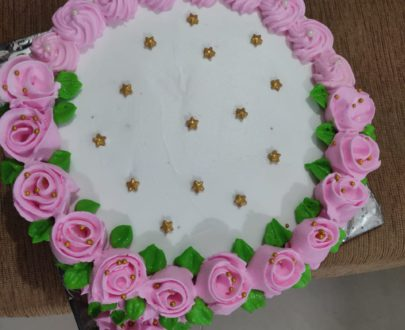Cute Pink Color Cake Designs, Images, Price Near Me