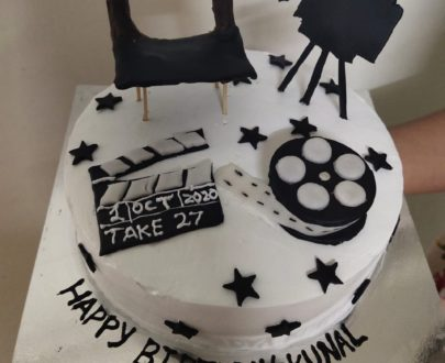 Director Theme Cake Designs, Images, Price Near Me