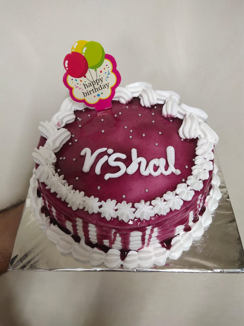 Blue Berry Cake Designs, Images, Price Near Me