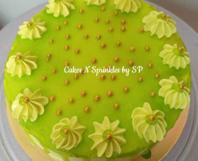 Paan Gel Cake Designs, Images, Price Near Me