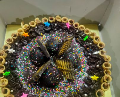 Chocolate Mud Cake 🎂 Designs, Images, Price Near Me