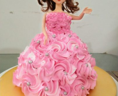 Doll Theme Cake Designs, Images, Price Near Me