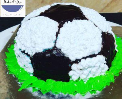 Football Theme Cake Designs, Images, Price Near Me