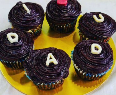 Box of 6 Chocolate Cup Cakes Designs, Images, Price Near Me