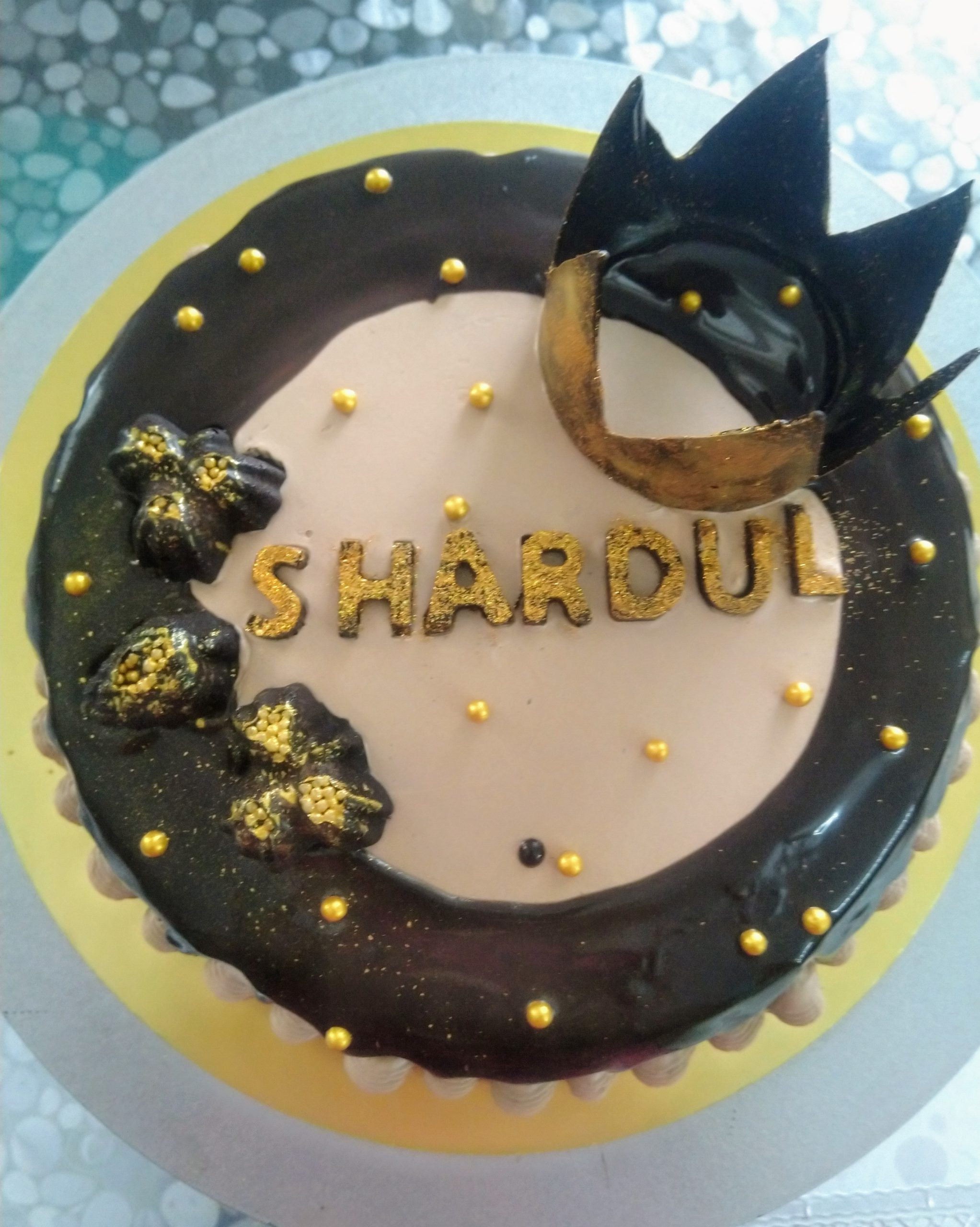 Chocolate Mocha Cake Designs, Images, Price Near Me