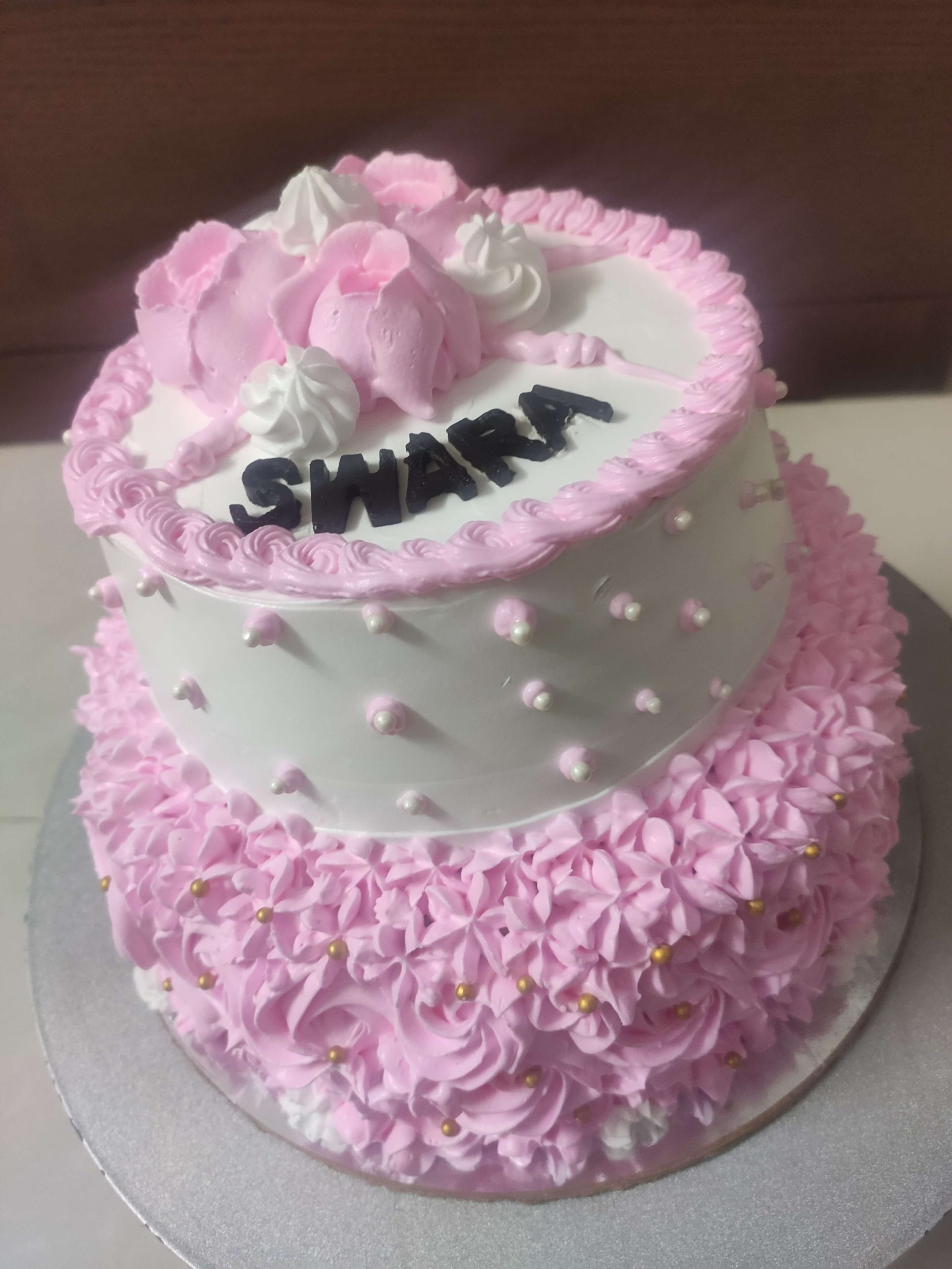 Two Tier Cake Designs, Images, Price Near Me