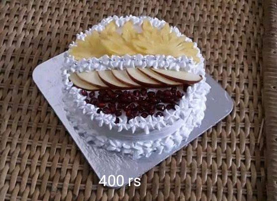 Seasonal Fresh Fruits Cake Designs, Images, Price Near Me