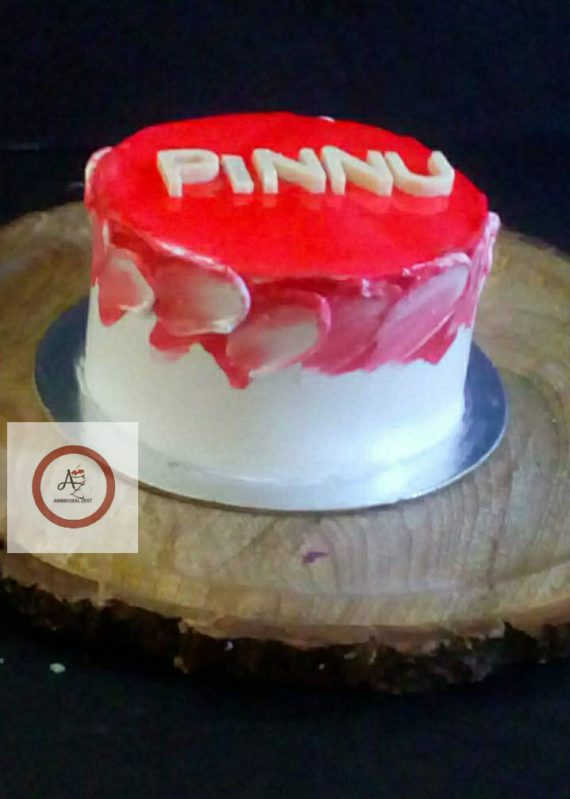 Red Velvet Cake Designs, Images, Price Near Me