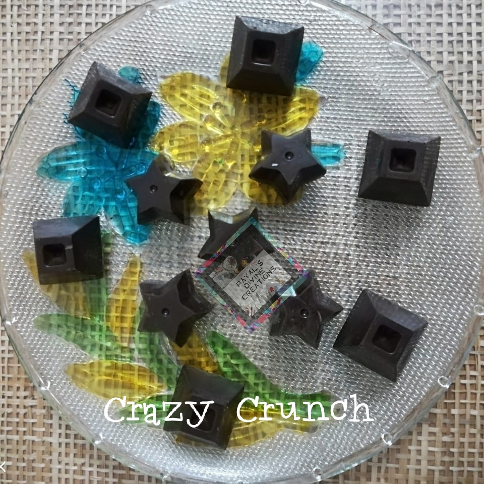 Crazy Crunch Chocolates Designs, Images, Price Near Me
