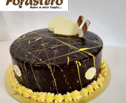 Chocolate Crunchy Cake Designs, Images, Price Near Me