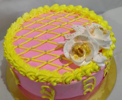 Gulkand Cake Designs, Images, Price Near Me