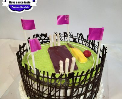 Cricket Theme Cake Designs, Images, Price Near Me