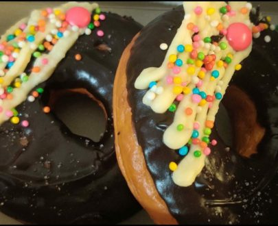 Choco Doughnuts (pack of 4) Designs, Images, Price Near Me