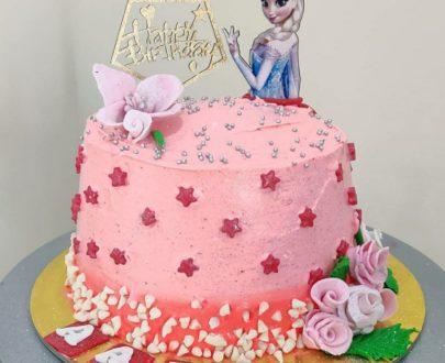 Customised Princess Cake Designs, Images, Price Near Me