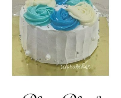 Blue Blush – Any flavor available Designs, Images, Price Near Me