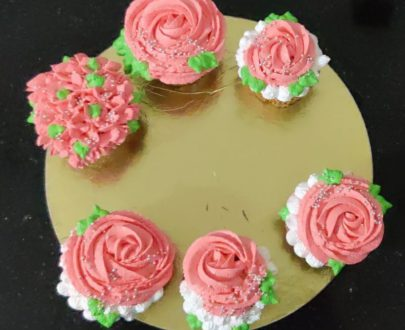 Cupcakes (pack of 6) Designs, Images, Price Near Me