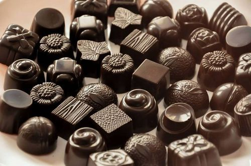 A Box Of 12 Assorted Chocolate Designs, Images, Price Near Me