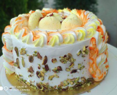 Rasmalai Cake 🎂 Designs, Images, Price Near Me