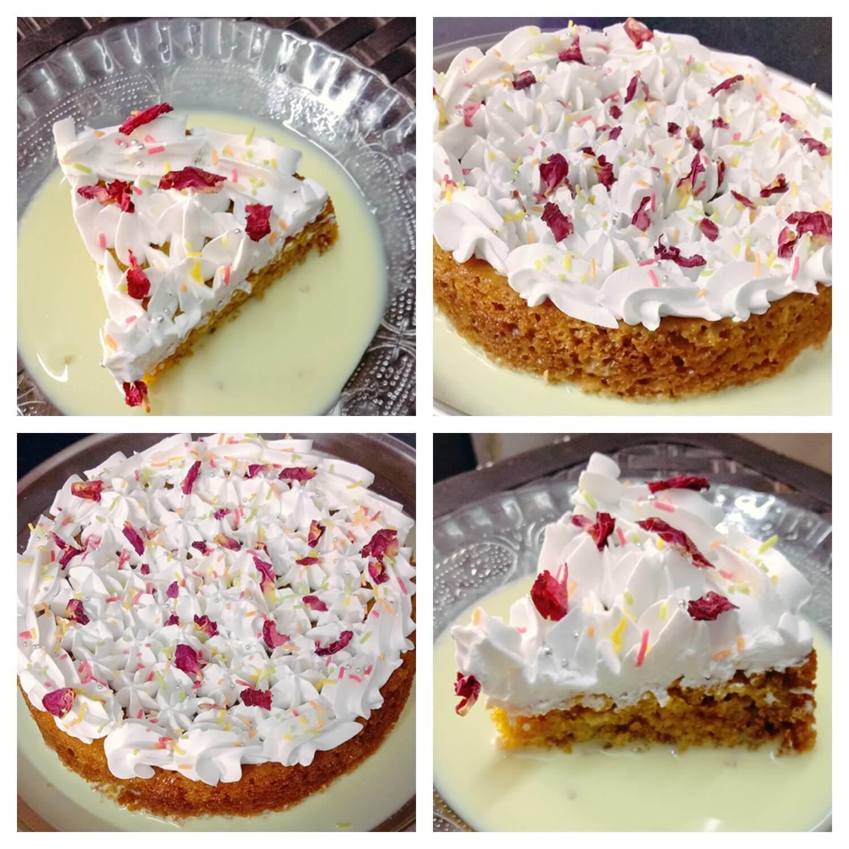 Pistachio Milk Cake Designs, Images, Price Near Me