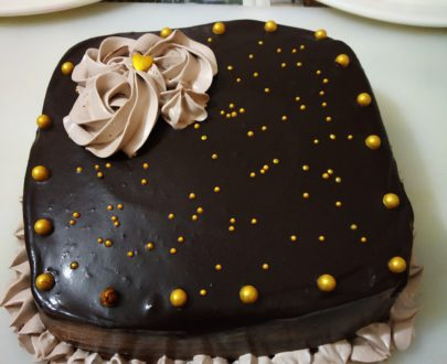 Dutch Cake in Square Shape Designs, Images, Price Near Me