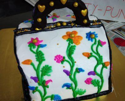 Handbag Shape Cake Designs, Images, Price Near Me