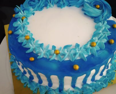 Gel Cake Designs, Images, Price Near Me