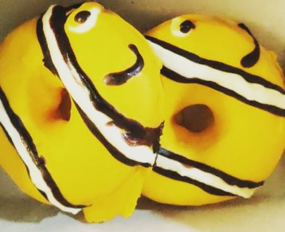 Nemo Doughnuts(pack of 2) Designs, Images, Price Near Me