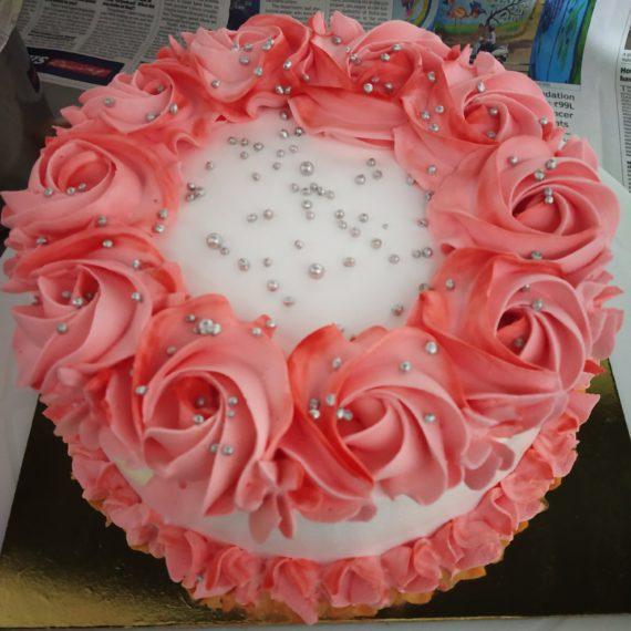 Shahi Gulab Cake Designs, Images, Price Near Me