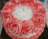 Pineapple Flavour Cake Designs, Images, Price Near Me