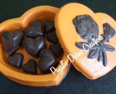 Orange Flavored Chocolate Box🧡 Designs, Images, Price Near Me