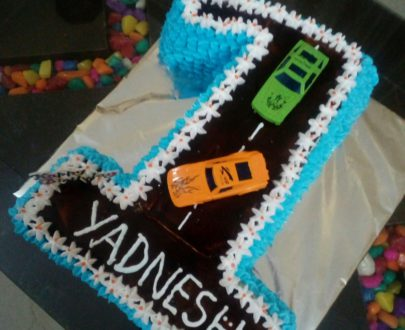 Number Cake Designs, Images, Price Near Me