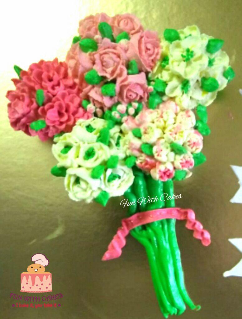 Cupcakes Bouquet Designs, Images, Price Near Me