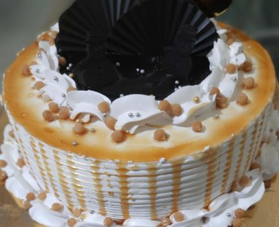 BUTTERSCOTCH CHOCOLATE WITH CARAMAL SAUCE Designs, Images, Price Near Me