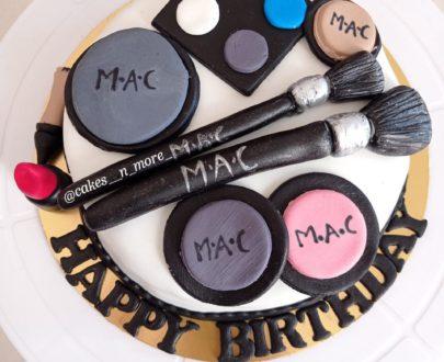 MakeUp Cake ( Theme Cake ) Designs, Images, Price Near Me