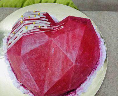Trending Heart Pinata Cake Designs, Images, Price Near Me
