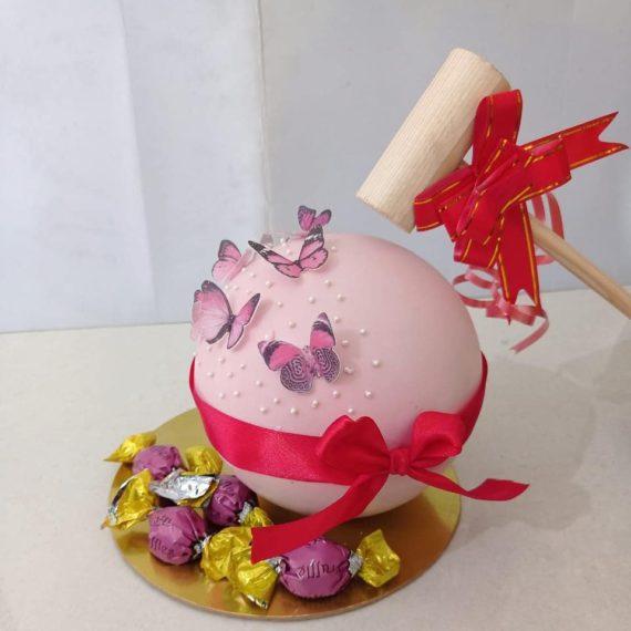 Pinata Cake (Globe) Designs, Images, Price Near Me