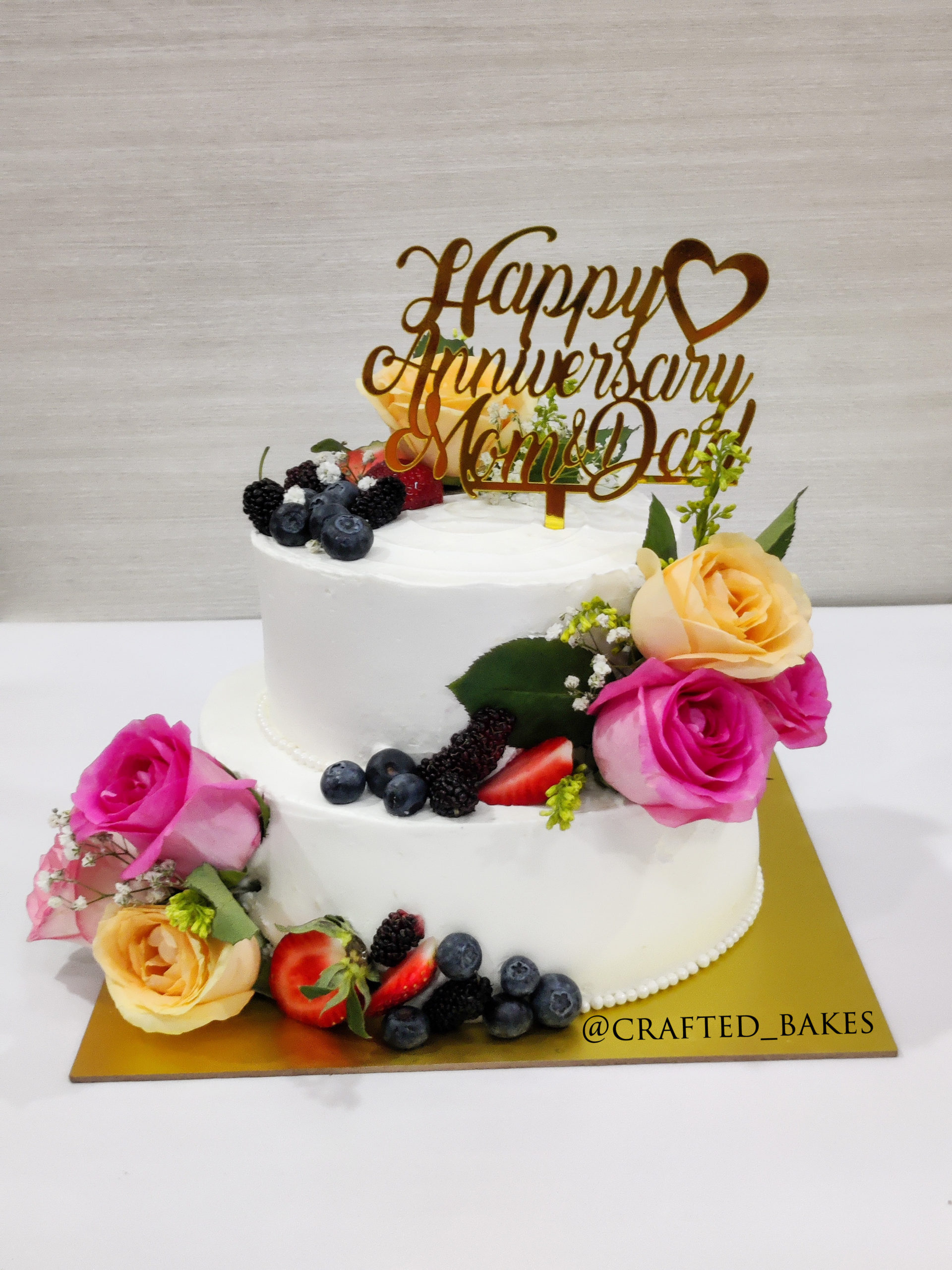 Berry Cake Designs, Images, Price Near Me