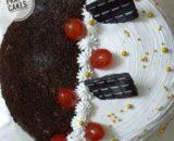 Anniversary Theme Cake Semi Fondant Designs, Images, Price Near Me
