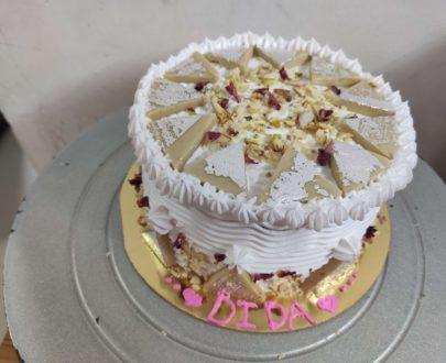 Kajukatali Cake Designs, Images, Price Near Me