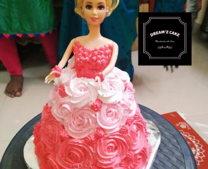 Delicious Strawberry Doll Cake Designs, Images, Price Near Me