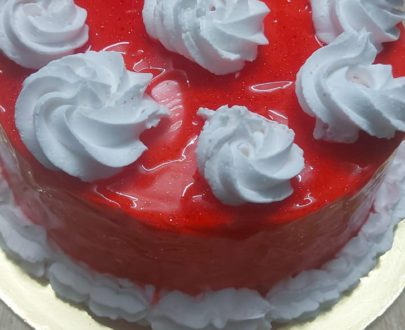 Red Velvet Cheese Cake Designs, Images, Price Near Me