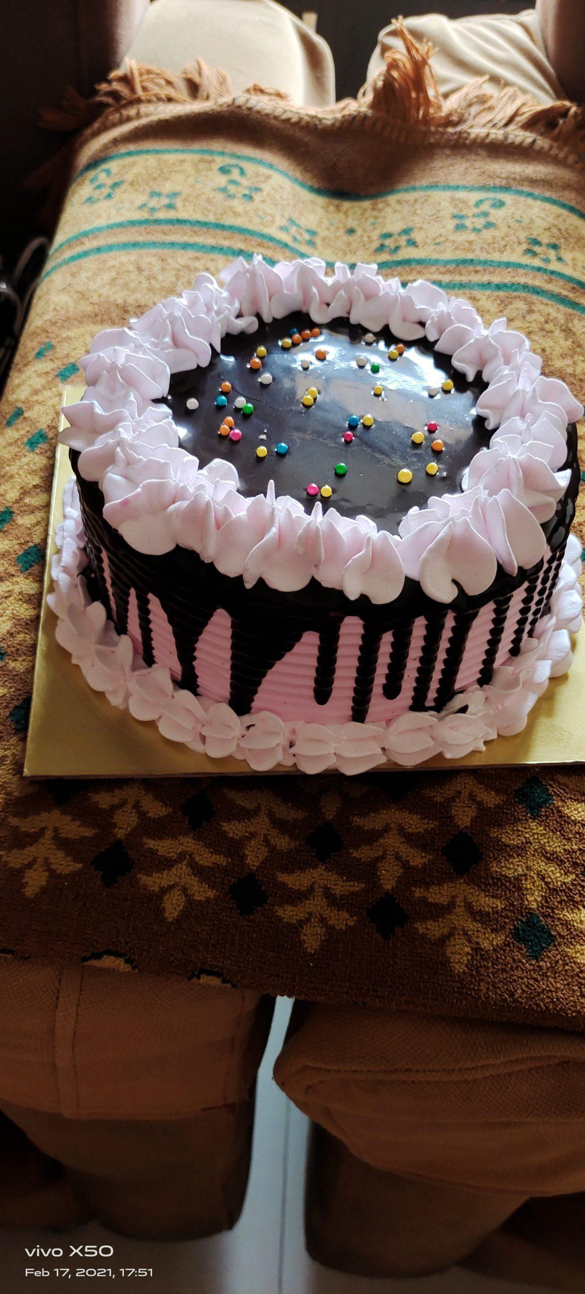 Dalgona Coffee Chocolate Cake Designs, Images, Price Near Me