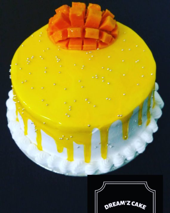 Mango Cakes Designs, Images, Price Near Me