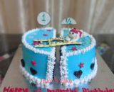 3d Flower Cake Designs, Images, Price Near Me