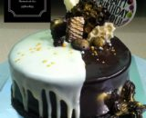2 Tier Blueberry Cake Designs, Images, Price Near Me