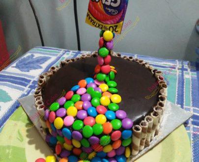 Gravity Cake Designs, Images, Price Near Me