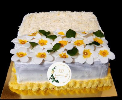 Tender Coconut Cake Designs, Images, Price Near Me