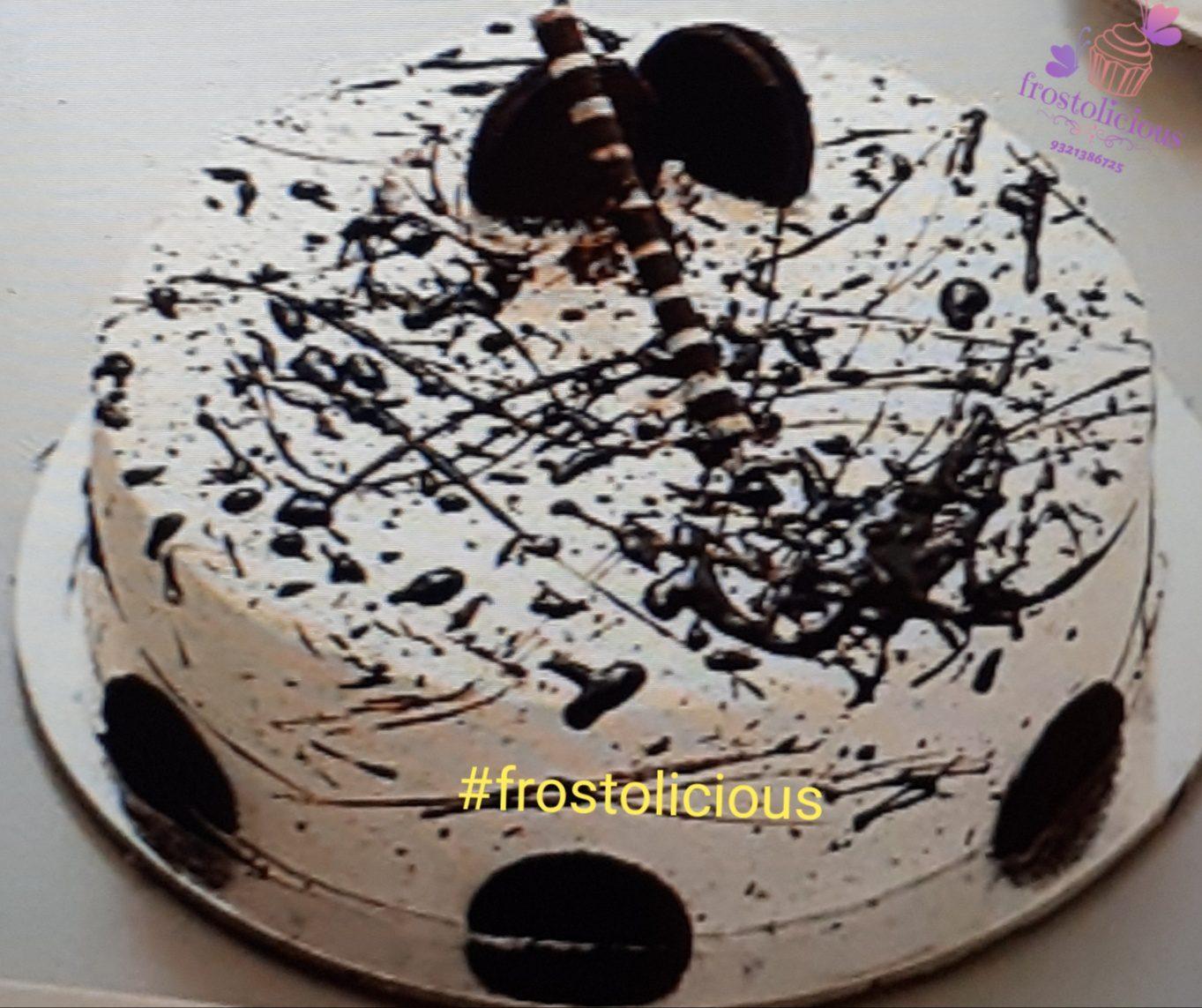 Oreo Cake Designs, Images, Price Near Me