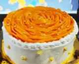 Mango Rose Cake (Seasonal) Designs, Images, Price Near Me